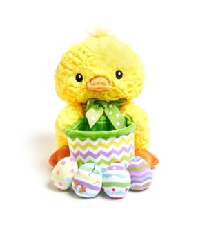 Basket of Eggs - Chick     -     NEW