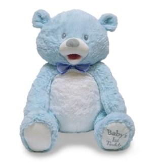 Baby's First Singin' Teddie - Blue