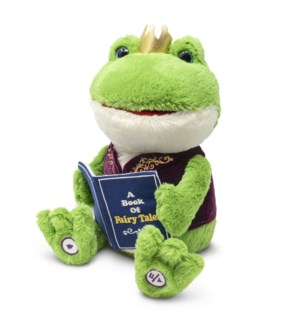 Hadley the Storytelling Frog     -     SOLD OUT