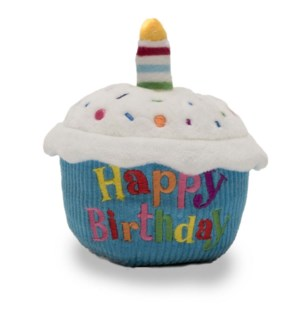 Birthday Cupcake Squeezer (display)     -     BACKORDERED