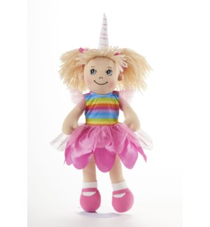 Apple Dumplin Doll, Unicorn Girl