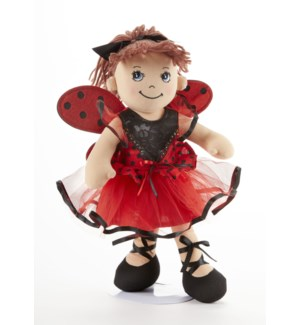 Apple Dumplin Doll, Ladybug