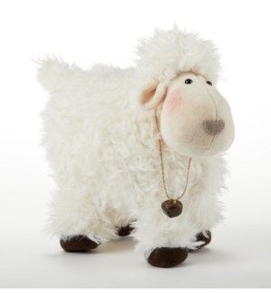 4-Legged Fuzzy Sheep