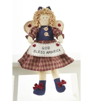Americana Doll, God Bless