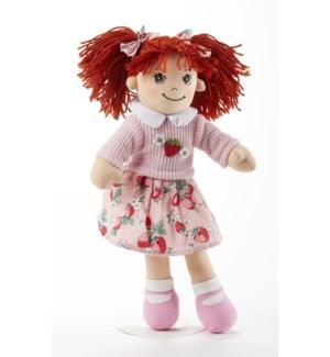 Apple Dumplin' Doll, Strawberry