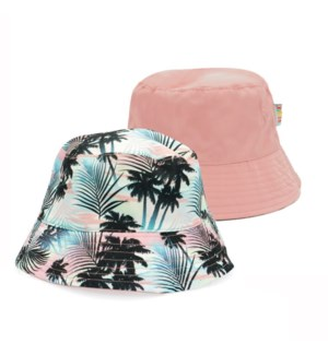 BEAUTY & BEACH YTH BKT HAT 4PC