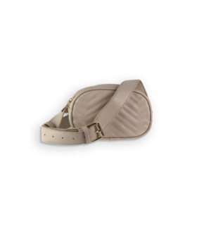 BEIGE BELT BAG 4PC