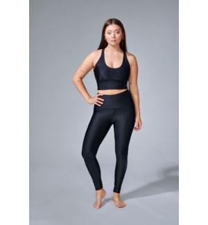 Basic Legging - Black - S