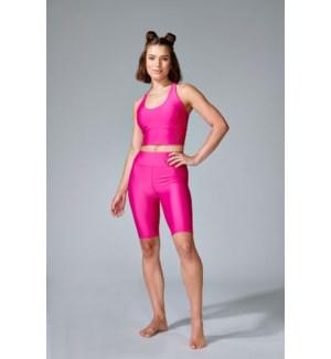 Basic Short - Hot Pink - L