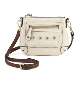 Coco + Carmen 3 in 1 Crossbody Light Tan