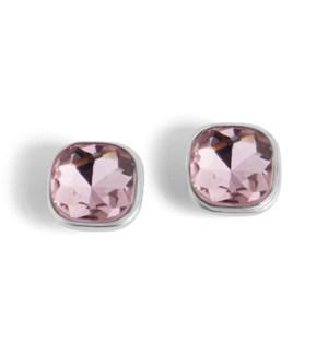 Coco + Carmen Bling Pop Earrings Pink