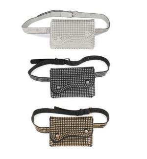 Coco + Carmen 3-in-1 Belt Bag Assortment Pack - Mixed