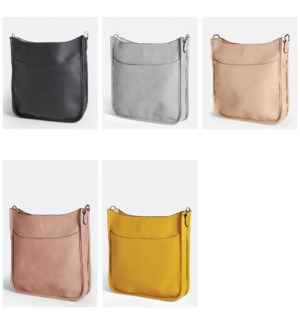 Coco + Carmen 5-Piece Alma Bag Only Assortment Pack - Mixed