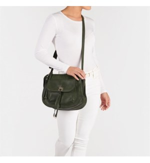 Saint Sabrina Brazen Saddle Bag