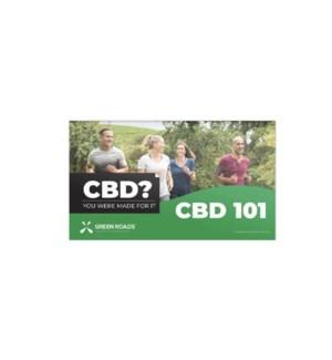 CBD 101 Brochure