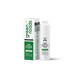 350mg Muscle & Joint Relief Cream