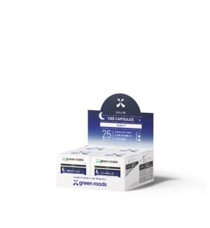 Capsules 25mg Sleep (box of 4)