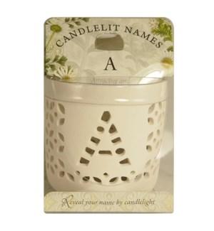 Candlelit Names - A
