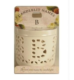 Candlelit Names - B