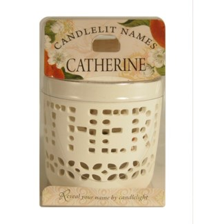 Candlelit Names - Catherine