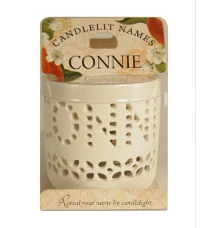 Candlelit Names - Connie