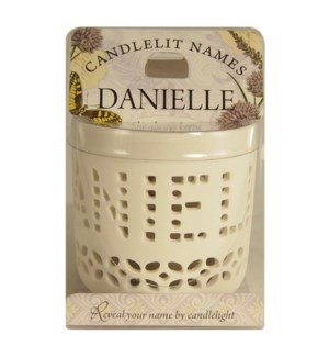 Candlelit Names - Danielle