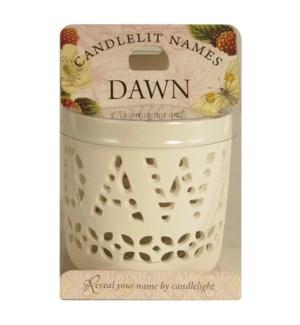 Candlelit Names - Dawn