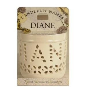 Candlelit Names - Diane
