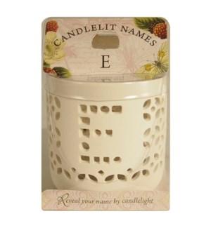 Candlelit Names - E