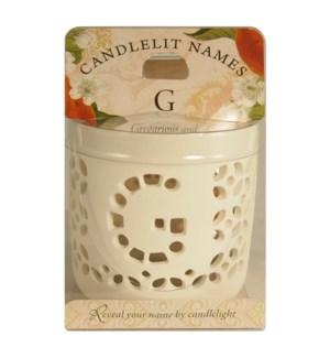 Candlelit Names - G