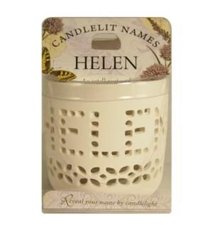 Candlelit Names - Helen