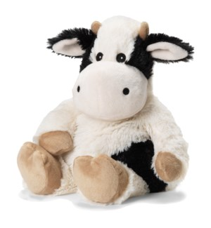 Black and White Cow Warmies