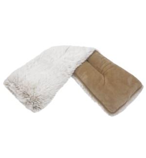 Brown Marshmallow Warmies Wrap