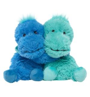 Dinosaur Warmies HUGS