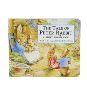 Beatrix Potter - The Tale of Peter Rabbit Board Book
