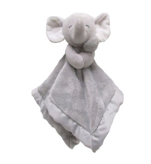 Carter's - Elephant Cuddle Blanky Plush