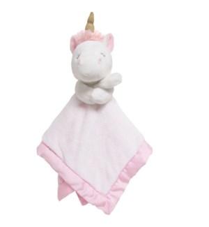 Carter's - Unicorn Cuddle Blanky Plush