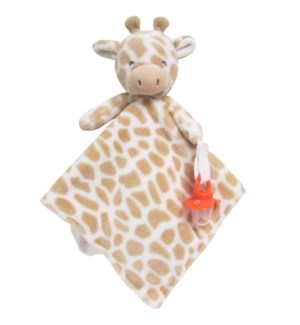 Carter's - Giraffe Cuddle Blanky Plush