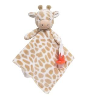 Carter's - Giraffe Cuddle Blanky Plush
