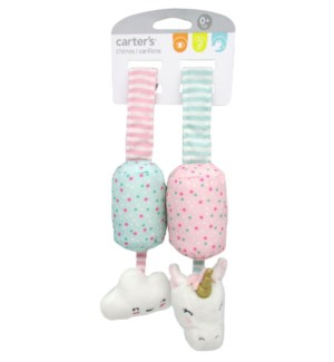 Carter's - Chime Set - Cloud & Unicorn