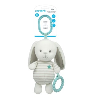 Carter's On The Go Musical Bunny Asst