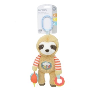 Carter's - Sloth Activity Toy