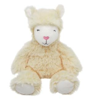 Carter's  Llama Beanbag Plush