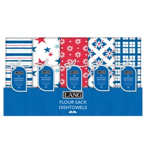 AMERICANA FLOUR SACK TOWELS
