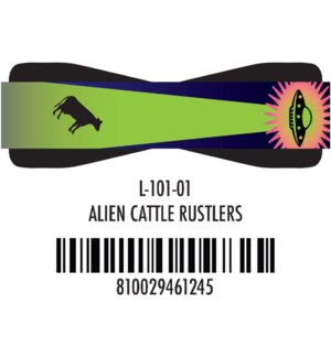 LoveHandle Alien Cattle Rustlers