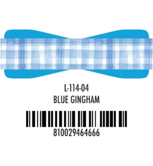 LoveHandle Blue Gingham