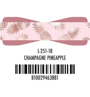 LoveHandle Champange Pineapple