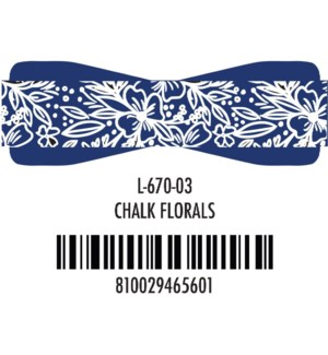 LoveHandle Chalk Florals - DC KC
