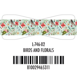 LoveHandle Birds Florals - DC Ploy