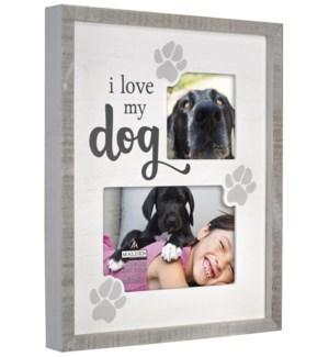 2-Op. I Love My Dog Rustic